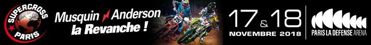 Supercross Paris