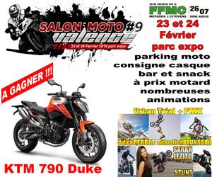 Salon Moto Valence